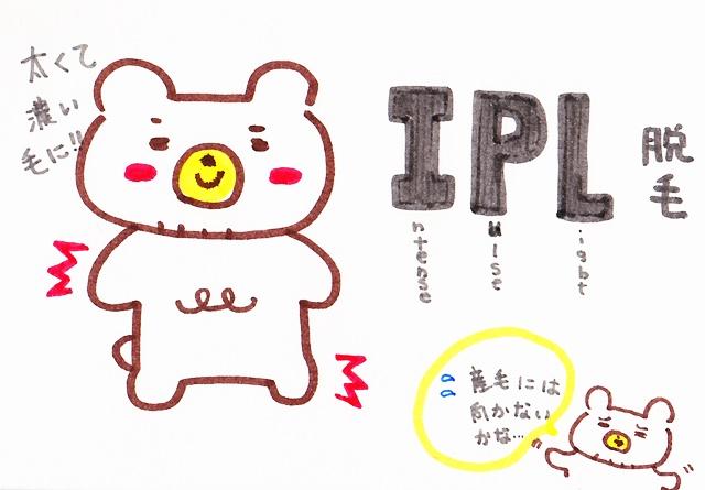 光脱毛 IPL